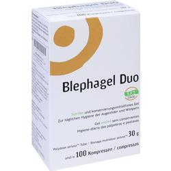 BLEPHAGEL DUO 30G+PADS